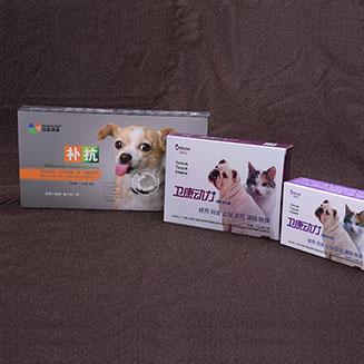 宠物食品包装盒