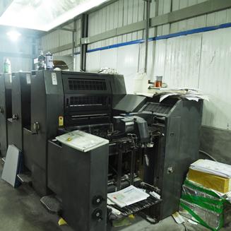 德国海德堡胶印机